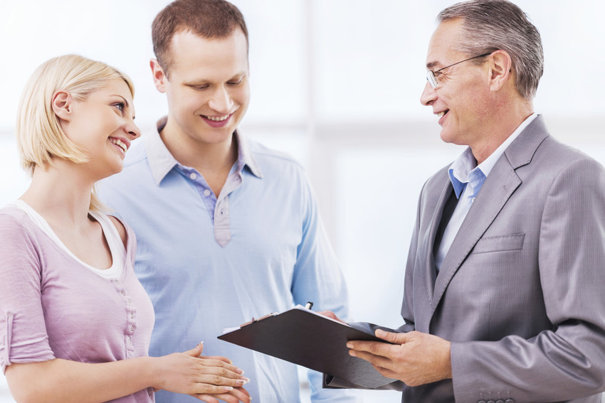 talking with suppliers to get custom building discounts